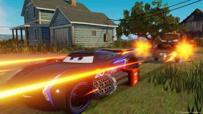 cars 3 top