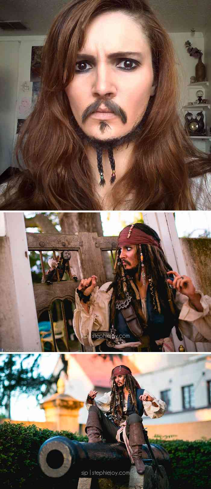 cosplay alyson pirates