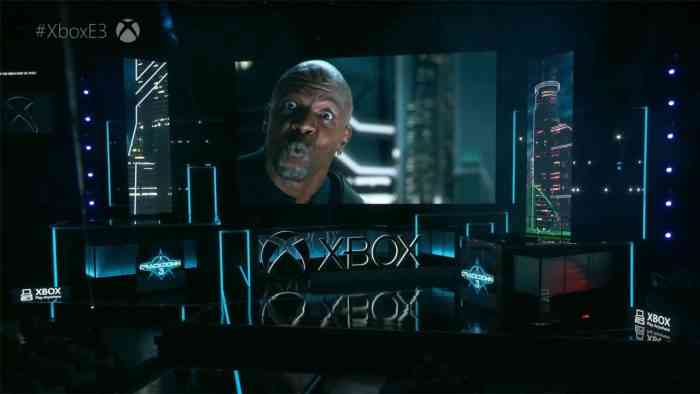 Terry Crews Crackdown 3 E3