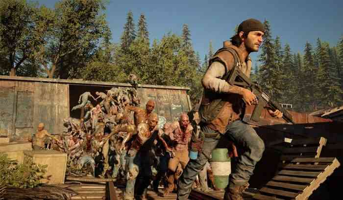days gone zombie feature