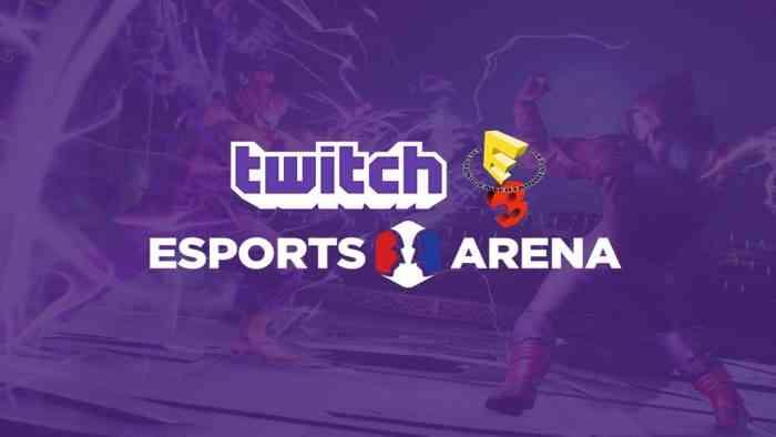 Twitch esports zone E3 2017 1280
