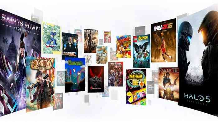The Xbox Game Pass will get five new games a month