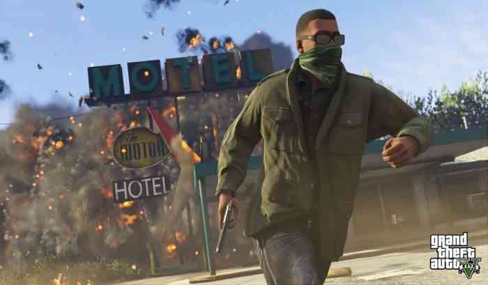 Grand Theft Auto V sells over 90 million copies
