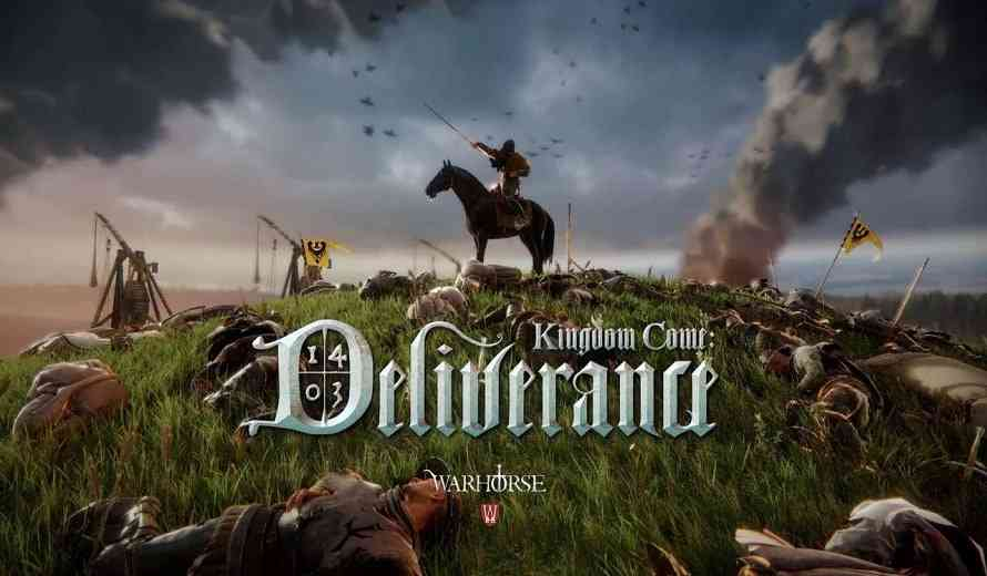 Get Medieval in the Open World with 'Kingdom Come Deliverance'
