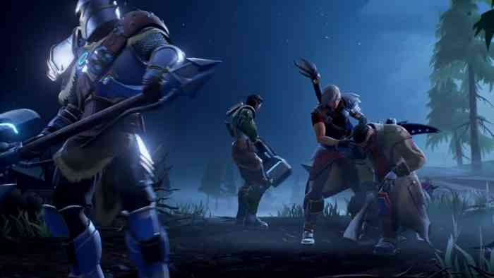 Dauntless Closed Beta