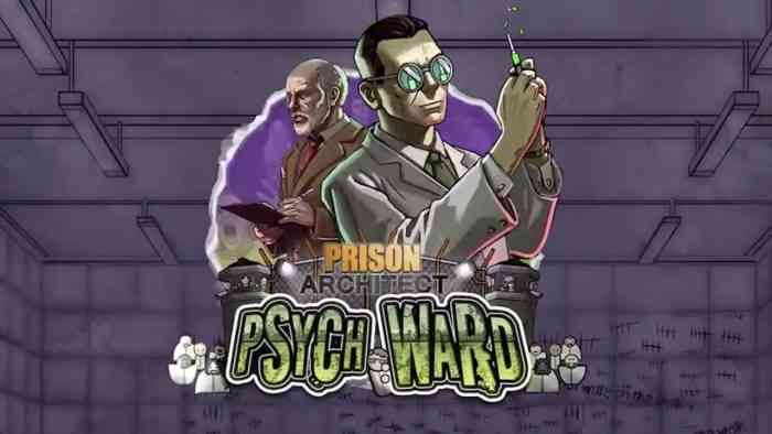prison architect psych ward top
