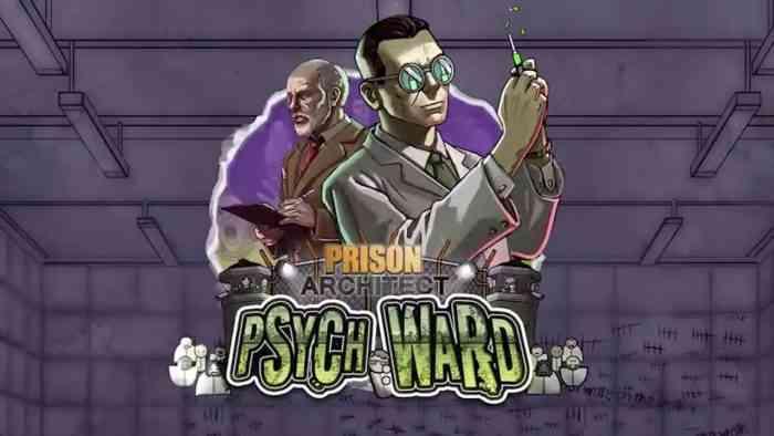 prison architect psych ward top