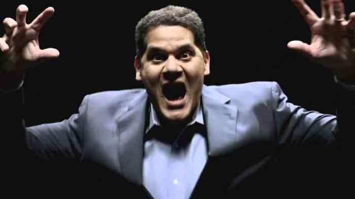 Reggie Fils-Aime Finds a New Gaming Project
