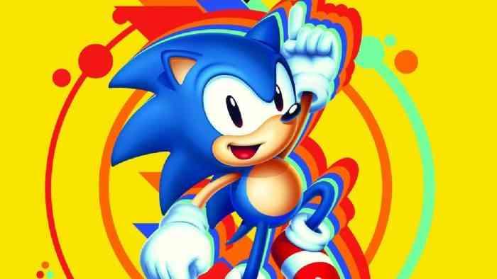 Sonic Mania Vinyl Album