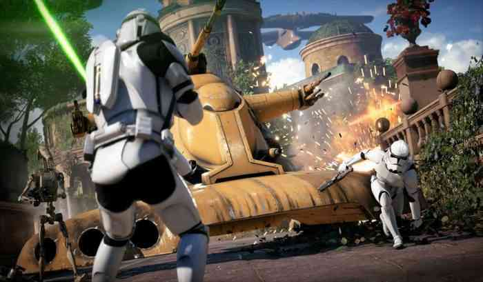 EA are making changes to Battlefront 2's progression system after community backlash