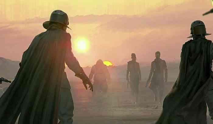 Star Wars Game Visceral Rumour Amy Hennig