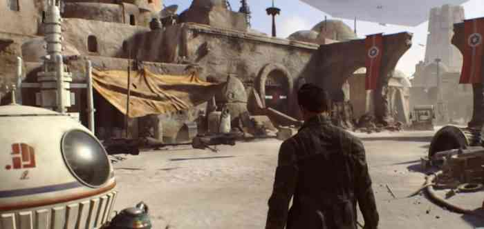 Star Wars Game Visceral Rumour