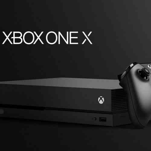 Xbox One Phil Spencer pushes Xbox One X