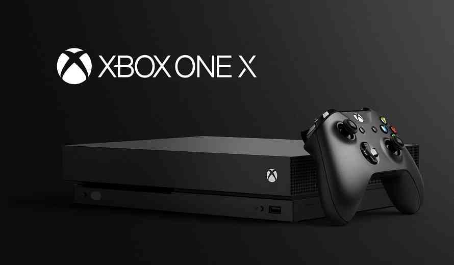 Xbox One X: Most Powerful Console in the World Update on Specifications