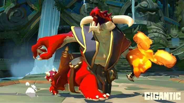 Gigantic Review