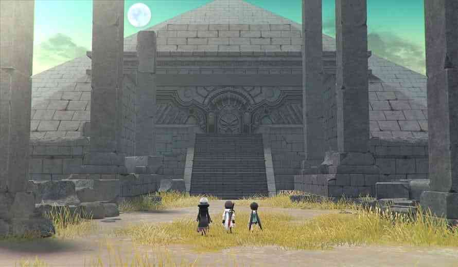 You Can Download A Demo For Lost Sphear Today