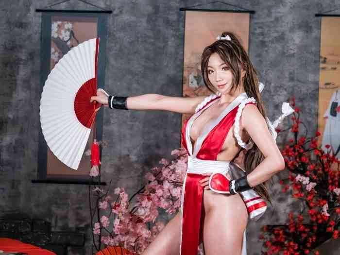 Fatal Fury and King of Fighters Cosplay 6