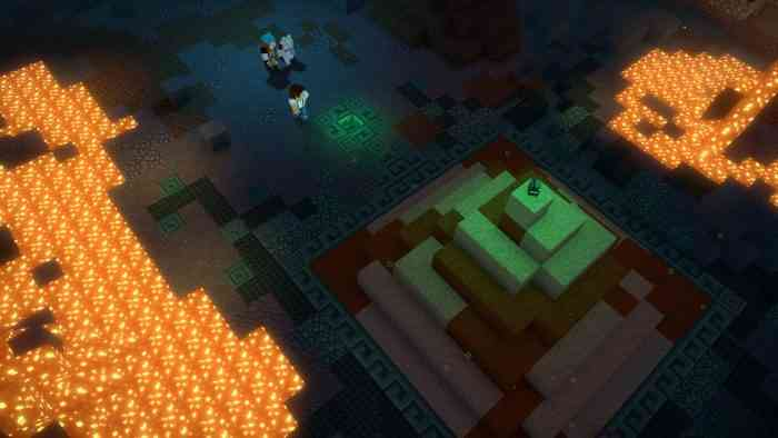 Minecraft: Story Mode Season 2, Episode 1 Alternate Hero