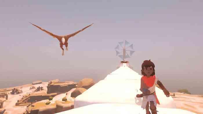 RiME - Switch Screenshot