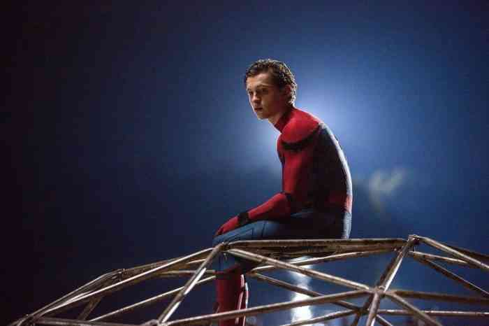 Spider-Man-Homecoming Top Screen