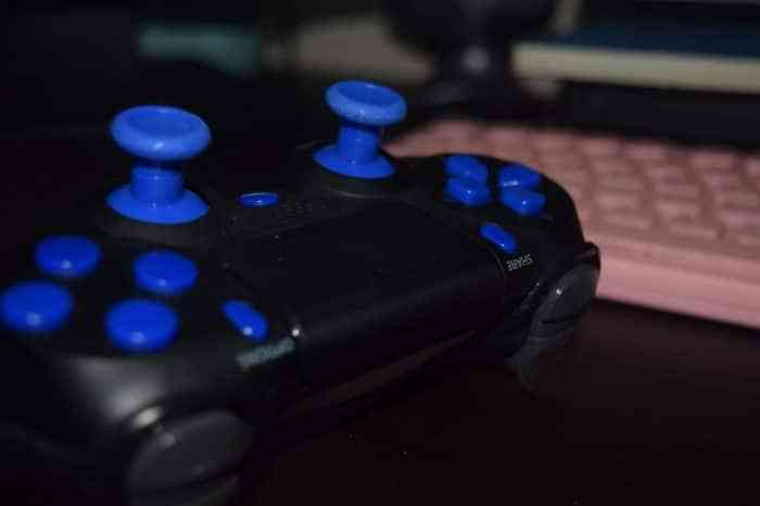 TCP Custom PS4 Controller