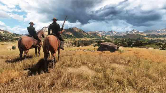 First Wild West Online Gameplay Footage Showcased by 612 Games