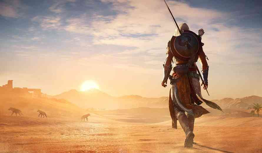 Oops, the Assassin's Creed Origins DLC Released a Week Early