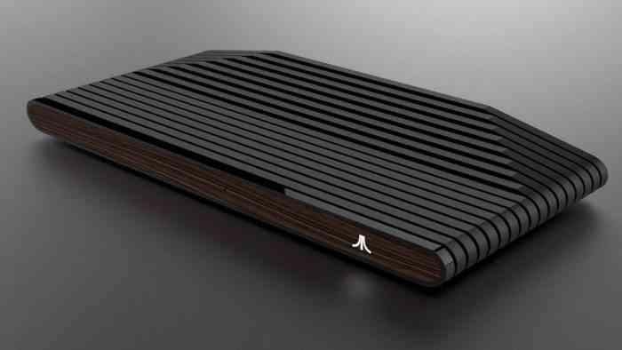 ataribox wood design
