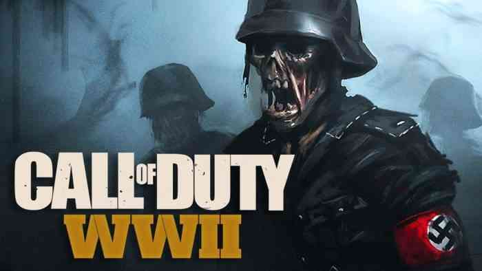CODumentary call of duty wwii zombies top nazi zombies