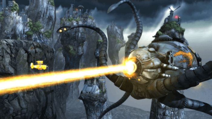 Sine Mora EX Release Date Revealed; Physical Edition Announced