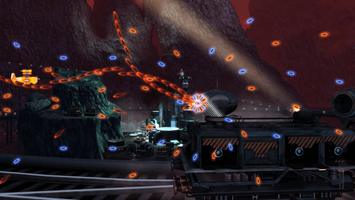 Sine Mora EX Will Take You Back to Bullet Hell in August