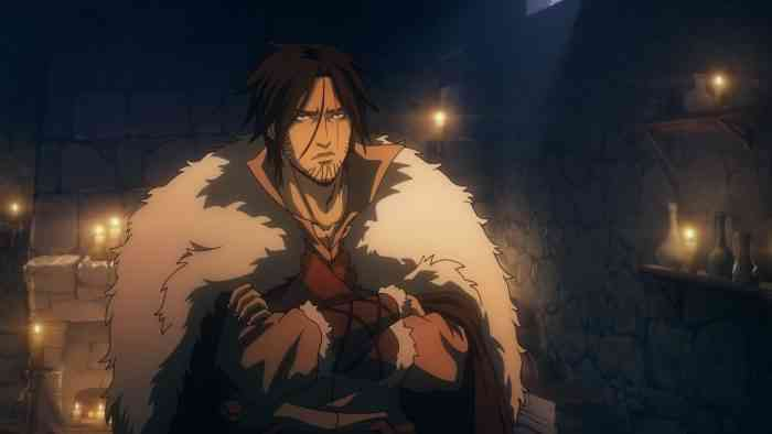 Castlevania Renewed for Season 2 at Netflix
