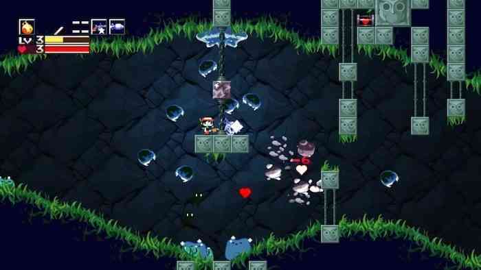 Cave Story+ screen 700x