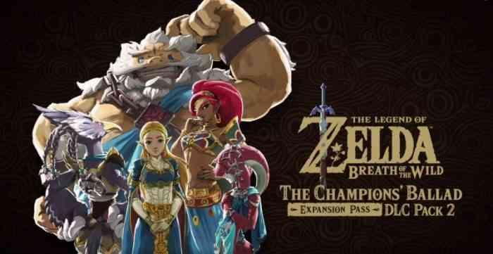 The Champion's Ballad DLC tiny tidbit