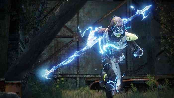 destiny 2 beta hunter arcstrider