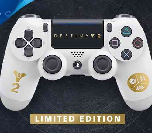 destiny 2 limited edition ps4 controller