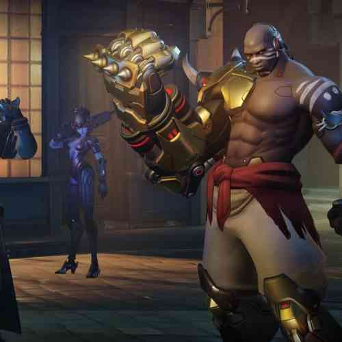 Blizzard Has Officially Revealed Doomfist As The Newest -2330