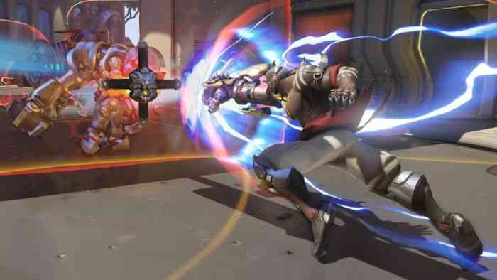 Doomfist finally arrives in Overwatch