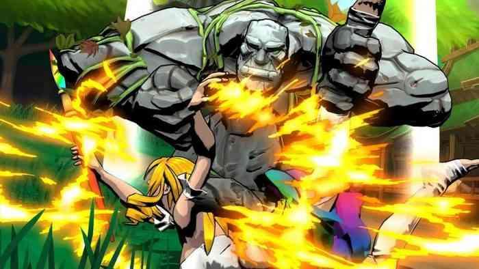Fantasy Strike from Street Fighter Dev Seeks Crowdfunding