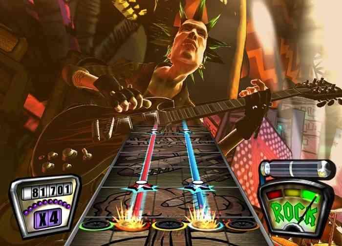 Rhythm Games Guitar Hero 2 2