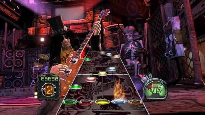 Rhythm Games Guitar Hero 3