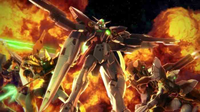 Gundam Versus Will Have an Open Beta This Summer