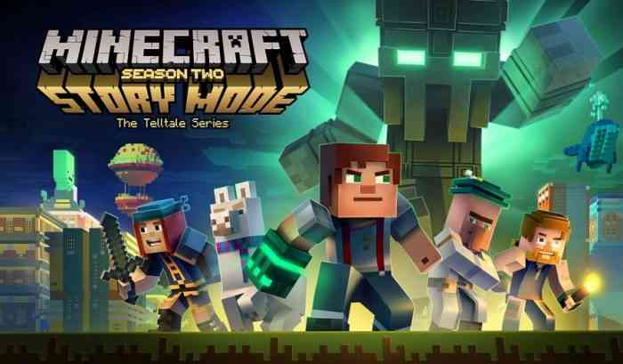 Minecraft: Story Mode Season 2, Episode 1 Featured Wide