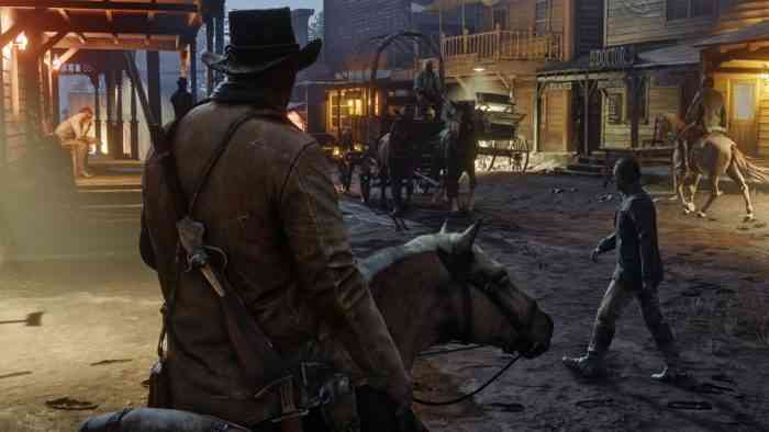 Red Dead Redemption 2's PS4 early access content revealed