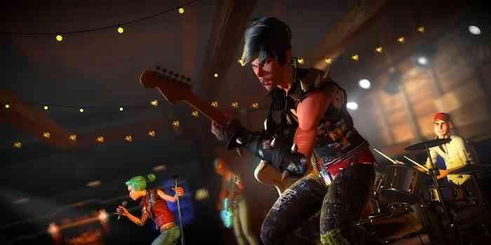 Rhythm Games Rock Band Party