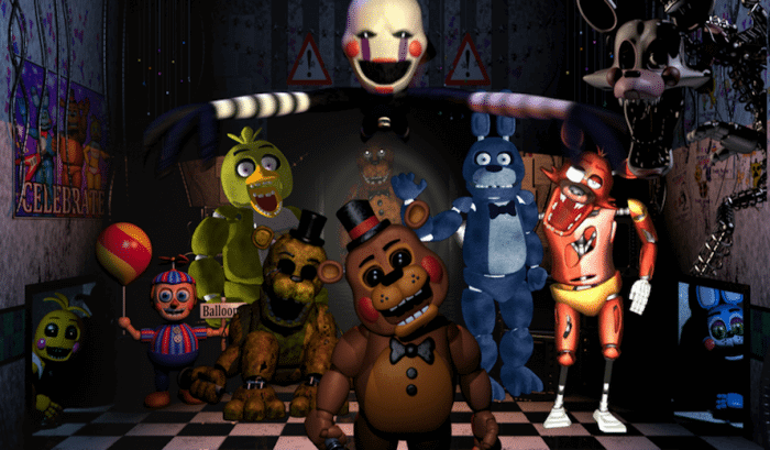 Five Nights at Freddy's Games