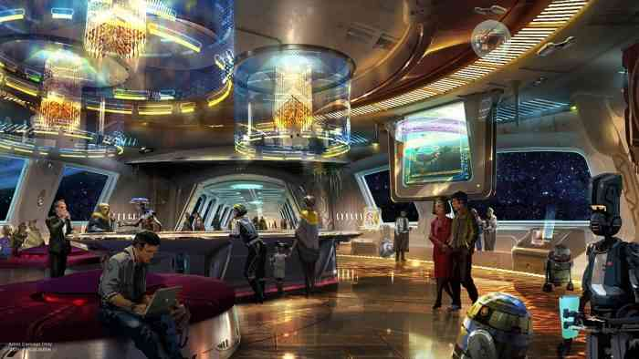 Star Wars Resort 1280