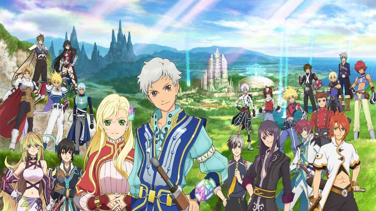 Bandai Promises Console-Quality on Mobile Platform with Tales of the Rays