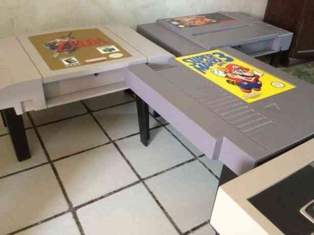 videogame tables 6