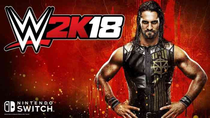 wwe 2k18 top switch